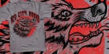 Red City Radio Wolf Shirt