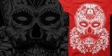 Seventh.Ink - Debonair Sugar Skull