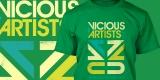 Vicious Green Union by Brandon Rike