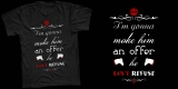 The godfather Quote - Limited Edition