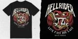 Hell Rider Brand
