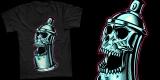 Skull can