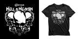 Hell & Heaven - Trio Skulls