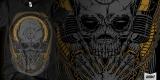 Skull Disc Jockey