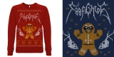 Foo Fighters Christmas Jumper