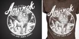 Amorak - Lone Gigantic Wolf