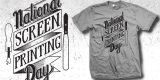 National Screen Printing Day