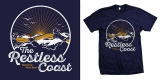 The Restless Coast - Coffins - shirt