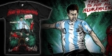 Messi vs The Zombies