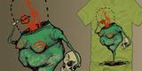Tee Battle Round 2 : Headless Beauty