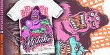 MISTAKE CLOTHING - king kong