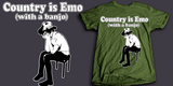 Country is Emo