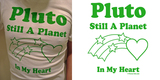 Pluto. Still A Planet In My Heart