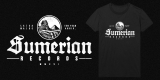 Sumerian Records - Blackletter