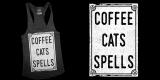 Coffee. Cats. Spells. - Strange Hearts