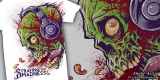 Zombie Headphones T-Shirt