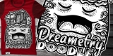 Dreametry Doodle's Logo Tee V5