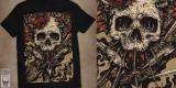 Skull & arrows