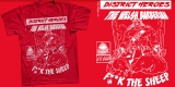 DISTRICT HEROES- THE WELSH BARBARIAN