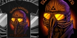 "Black Sabbath ""Gas Mask"" T-shirt"