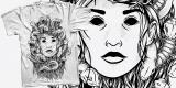 Medusa (Black and white) | artwork for sale