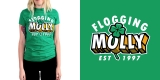 Flogging Molly - Pop Out